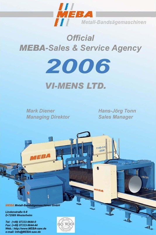Official MEBA-Sales & Service Agency